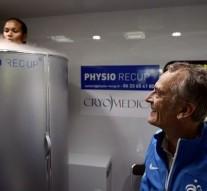 Crioterapia: el controvertido tratamiento que triunfa entre famosos y deportistas de élite