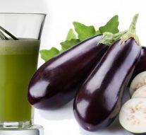 Adelgaza con agua de berenjena: es súper efectiva y nutritiva
