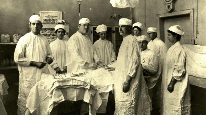 Coronavirus: el hospital de Nueva York que se enfrentó a la fiebre amarilla, el cólera, el sida, el ébola y ahora la covid-19